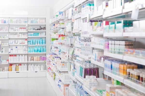 Pharmacy medical display